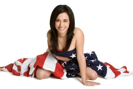sexy-patriotic-american-independence-day-woman