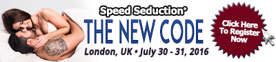 Speed Seduction promotion