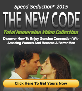 """Speed Seduction® 2015: The New Code"" Our NEW Seminar In Los Angeles"