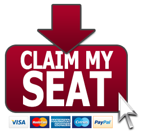 Image result for claim your seat now