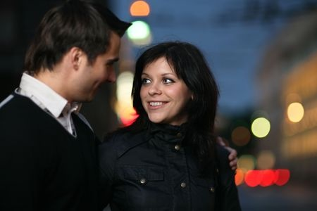 confident-man-with-sexy-woman